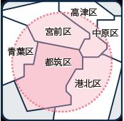 横浜訪問範囲